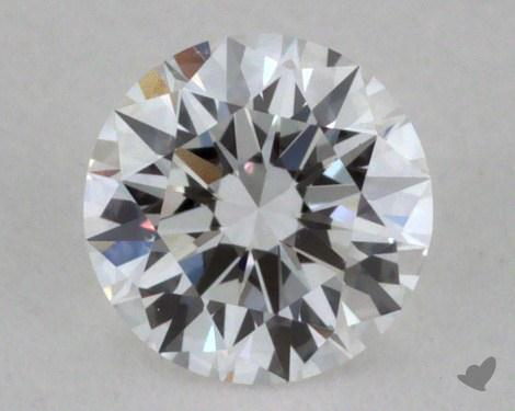 0.30 Carat E-VS2 Excellent Cut Round Diamond