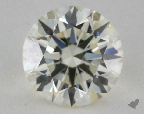 0.80 Carat J-VS1 Excellent Cut Round Diamond