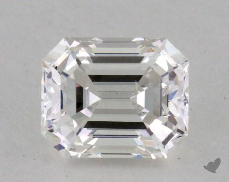0.78 Carat G-SI1 Emerald Cut  Diamond