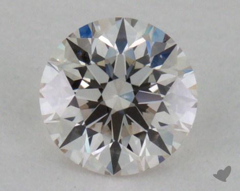 0.40 Carat I-VVS2 Excellent Cut Round Diamond 
