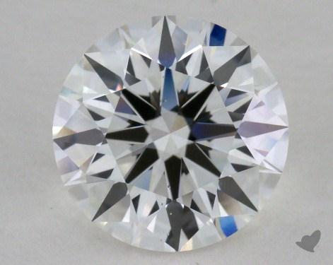 1.72 Carat G-VS2 Excellent Cut Round Diamond