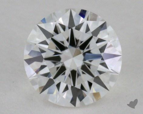 1.03 Carat F-VS2 Excellent Cut Round Diamond