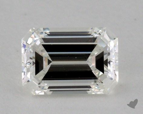 0.81 Carat G-IF Emerald Cut Diamond