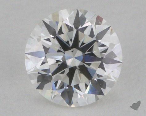 0.80 Carat F-VS2 Excellent Cut Round Diamond