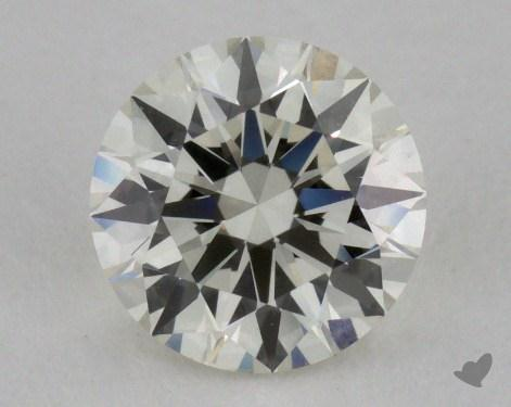 0.91 Carat J-VS2 Excellent Cut Round Diamond