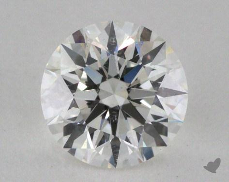 0.92 Carat F-SI2 Excellent Cut Round Diamond