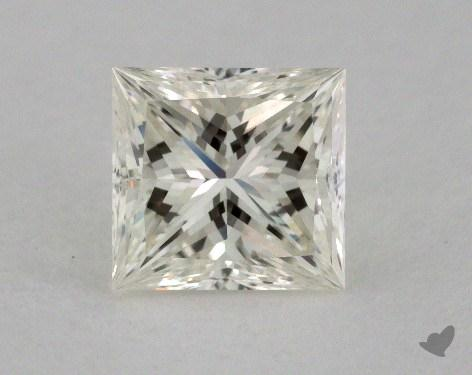 1.52 Carat K-VVS1 Princess Cut  Diamond