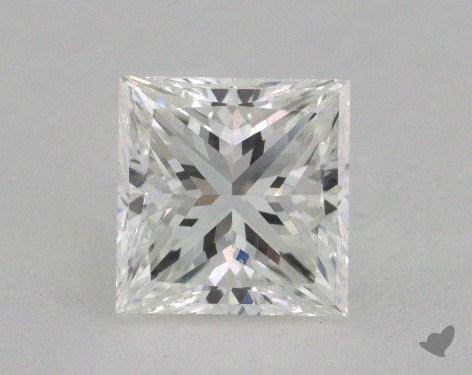 1.32 Carat G-VS1 Excellent Cut Princess Diamond