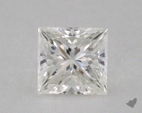 1.30 Carat H-VS1 Excellent Cut Princess Diamond