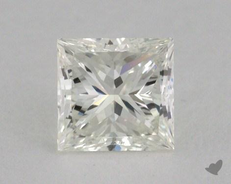 1.50 Carat I-VS2 Excellent Cut Princess Diamond