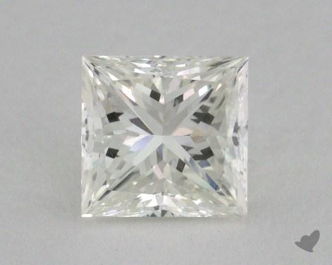 1.70 Carat H-VS1 Princess Cut  Diamond