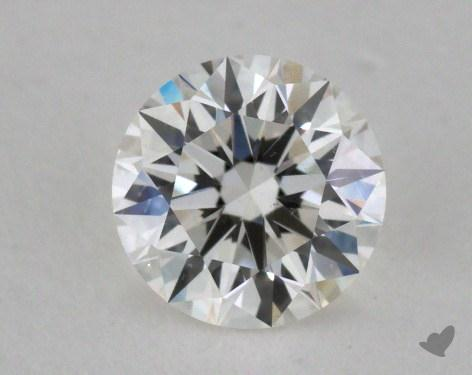 0.52 Carat G-SI1 Excellent Cut Round Diamond