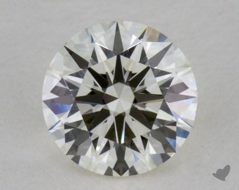 0.62 Carat I-VVS1 True Hearts<sup>TM</sup> Ideal Diamond