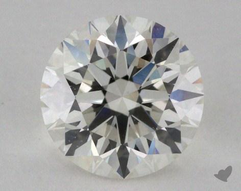 1.81 Carat J-VS2 Excellent Cut Round Diamond
