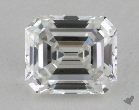 0.75 Carat E-IF Emerald Cut Diamond
