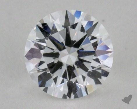 0.70 Carat D-VS2 Excellent Cut Round Diamond