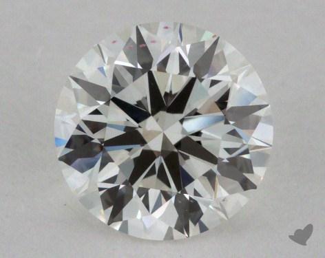 0.81 Carat G-VS1 Excellent Cut Round Diamond