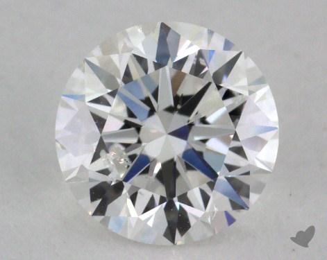 0.81 Carat E-SI2 Very Good Cut Round Diamond