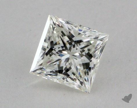 0.48 Carat I-VVS1 Ideal Cut Princess Diamond