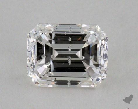 1.00 Carat G-I1 Emerald Cut Diamond