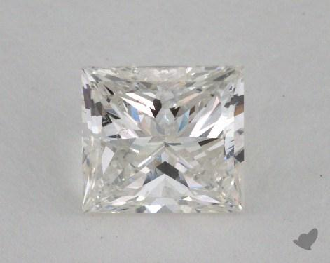 1.20 Carat G-I1 Very Good Cut Princess Diamond