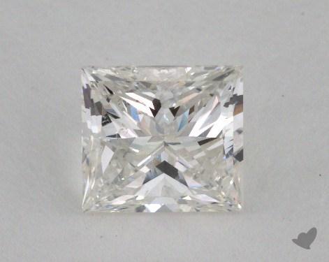 1.20 Carat G-I1 Very Good Cut Princess Diamond