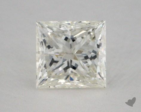 1.04 Carat I-SI2 Very Good Cut Princess Diamond