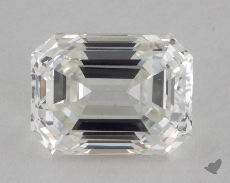 2.00 Carat I-VS1 Emerald Cut Diamond