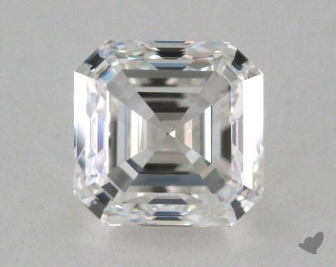 1.01 Carat G-VS1 Asscher Cut  Diamond