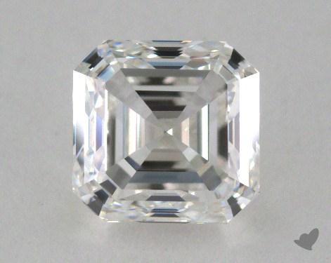 1.01 Carat G-VS1 Asscher Cut Diamond