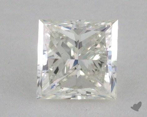 1.00 Carat H-VS1 Very Good Cut Princess Diamond