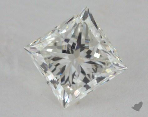 0.94 Carat H-VS2 Very Good Cut Princess Diamond
