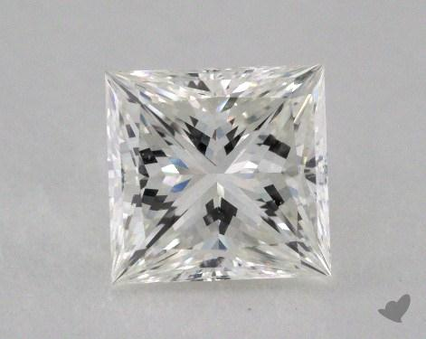 1.52 Carat H-VS2 Excellent Cut Princess Diamond