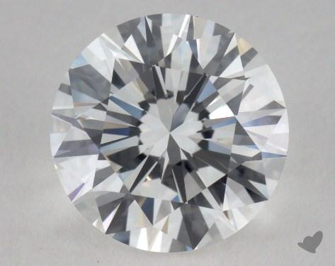 2.01 Carat F-VVS2 Excellent Cut Round Diamond
