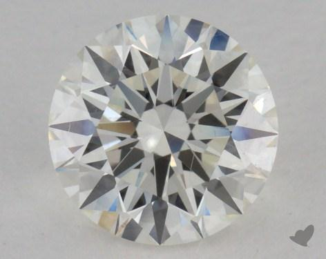 1.31 Carat J-SI1 Excellent Cut Round Diamond