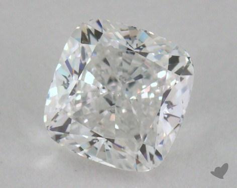 1.01 Carat F-SI1 Cushion Cut Diamond