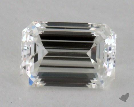 1.01 Carat G-VS1 Emerald Cut Diamond