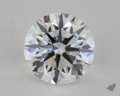 0.90 Carat H-VS2 Excellent Cut Round Diamond