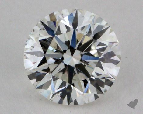 0.80 Carat I-SI1 Very Good Cut Round Diamond