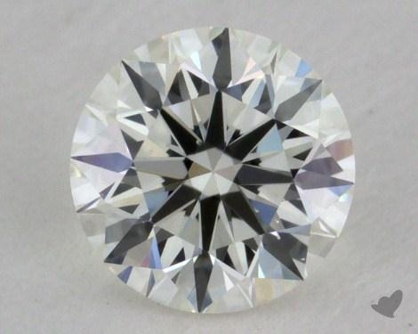0.50 Carat I-VS2 Excellent Cut Round Diamond
