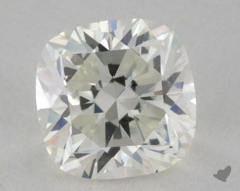 0.70 Carat H-SI2 Cushion Cut Diamond