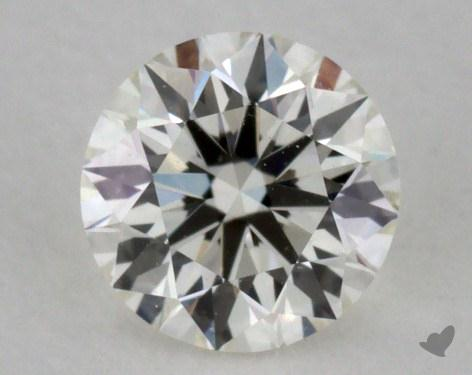 0.40 Carat I-VS2 Excellent Cut Round Diamond