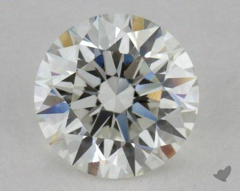 0.75 Carat I-VS1 Excellent Cut Round Diamond