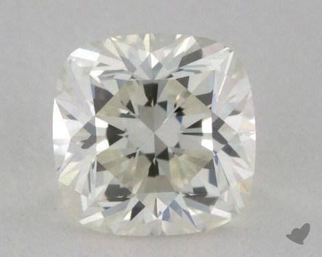0.70 Carat J-VVS2 Cushion Cut Diamond