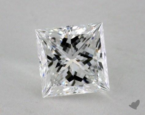 1.15 Carat E-VS2 Ideal Cut Princess Diamond