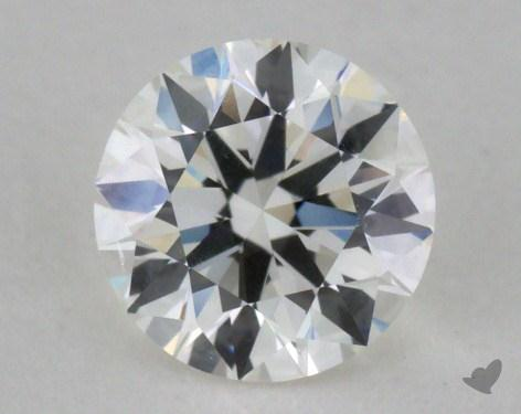 0.51 Carat F-VS2 Excellent Cut Round Diamond