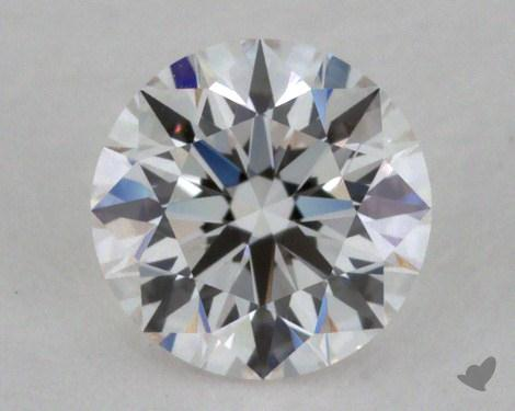 0.40 Carat F-SI2 Excellent Cut Round Diamond