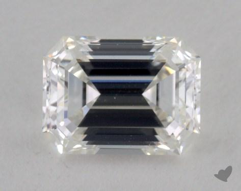1.14 Carat G-VS1 Emerald Cut Diamond