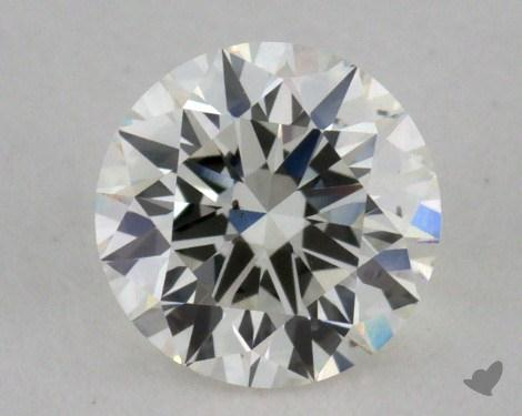 0.60 Carat H-VS2 Very Good Cut Round Diamond