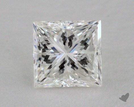 1.50 Carat H-SI1 Very Good Cut Princess Diamond
